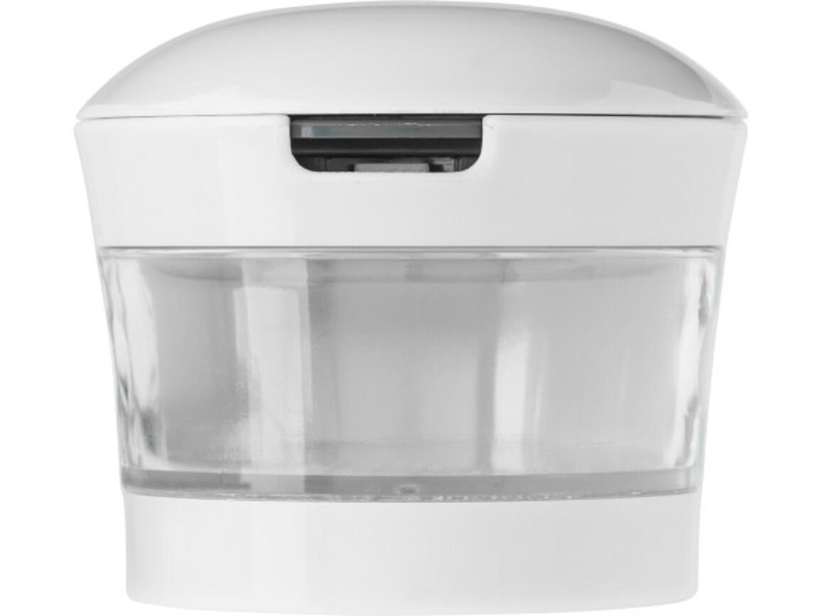 Knoblauchpresse 'Kitchen' aus Kunststoff – Weiß bedrucken, Art.-Nr. 002999999_7263