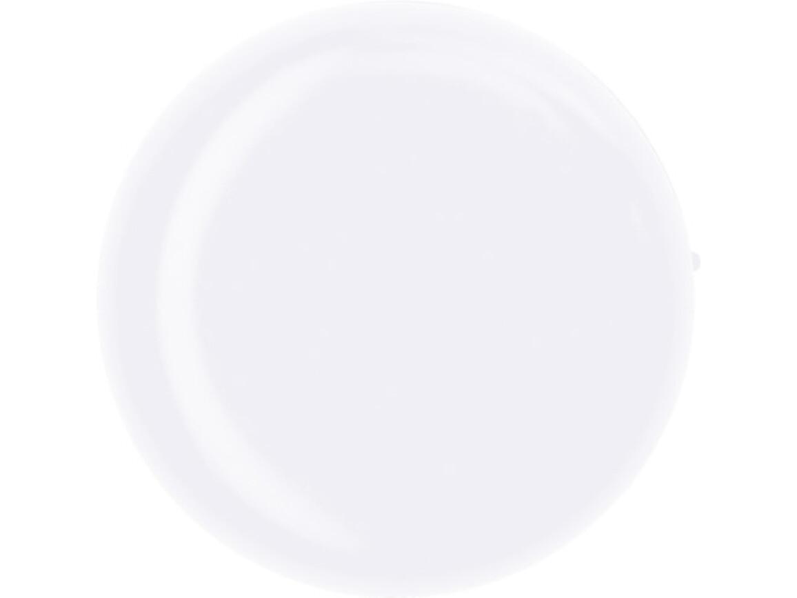 Kopfhörer 'Sound' aus Kunststoff – Weiß bedrucken, Art.-Nr. 002999999_7476