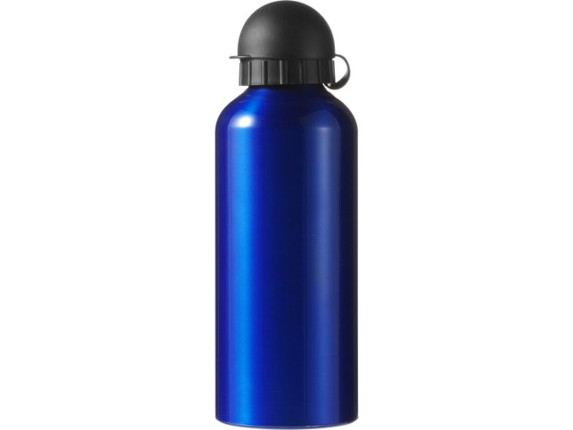 Trinkflasche 'Anderson' aus Aluminium – Kobaltblau bedrucken, Art.-Nr. 023999999_7509
