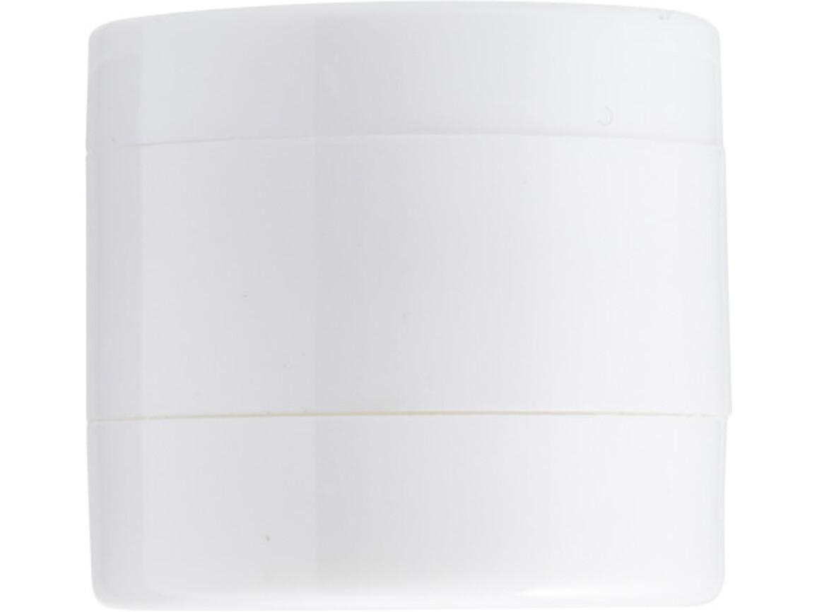 Travelset 'Sun' aus Kunststoff – Weiß bedrucken, Art.-Nr. 002999999_7548