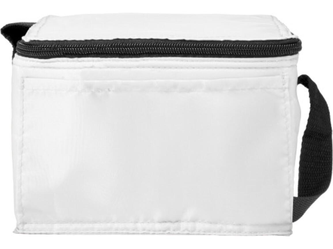 Kühltasche 'Butler' aus Polyester – Weiß bedrucken, Art.-Nr. 002999999_7651