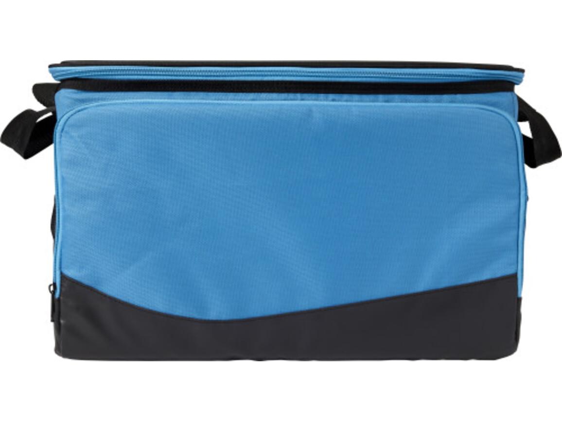 Kühltasche 'Arktis' aus Polyester – Kobaltblau bedrucken, Art.-Nr. 023999999_7745