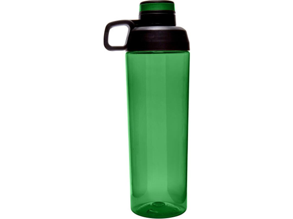 Trinkflasche 'Auston' aus Tritan – Grün bedrucken, Art.-Nr. 004999999_7825