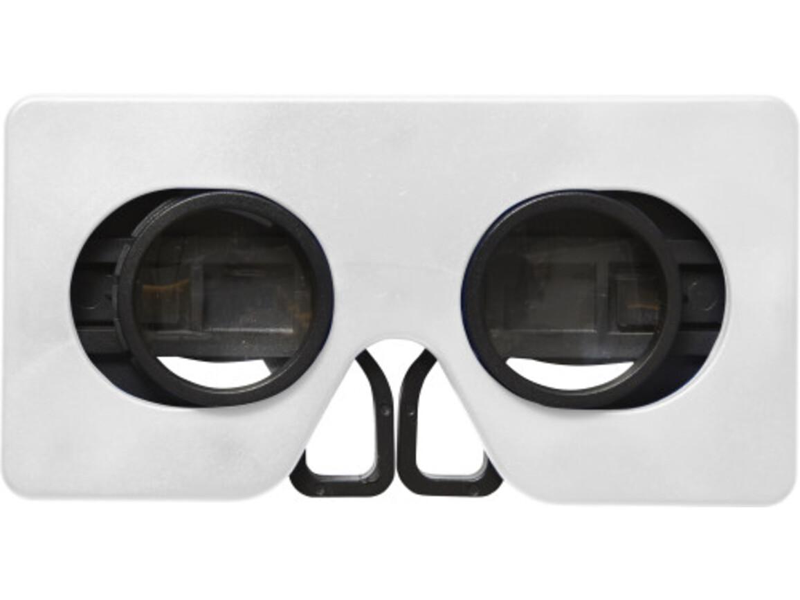 VR-Brille 'Virtual' aus ABS-Kunststoff – Weiß bedrucken, Art.-Nr. 002999999_7928