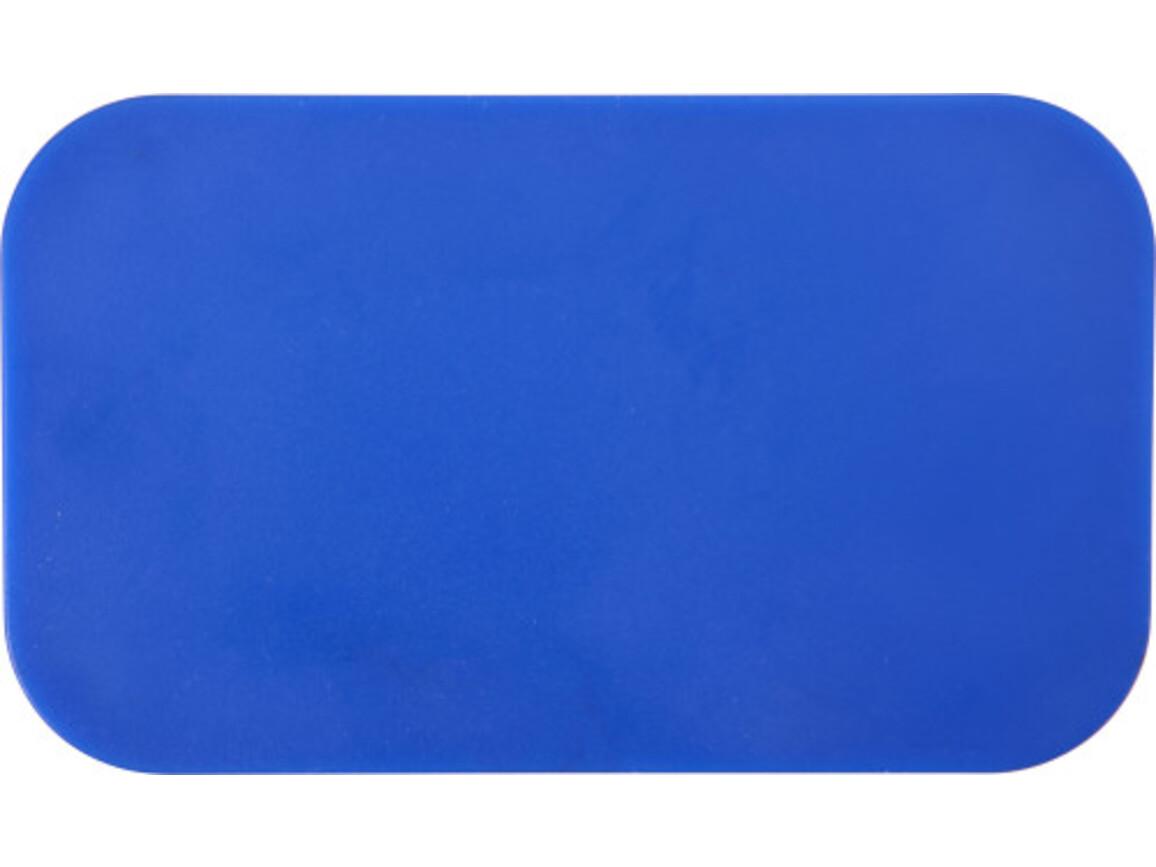 BT/Wireless-Lautsprecher 'Marlin' aus Kunststoff – Kobaltblau bedrucken, Art.-Nr. 023999999_7934