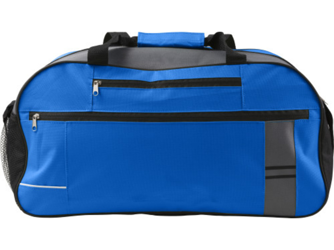 Sporttasche 'Bantana' aus Polyester – Kobaltblau bedrucken, Art.-Nr. 023999999_7949