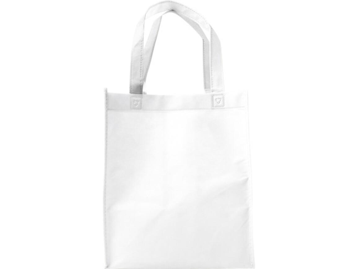 Einkaufstasche 'Town' aus Non-Woven – Weiß bedrucken, Art.-Nr. 002999999_7957