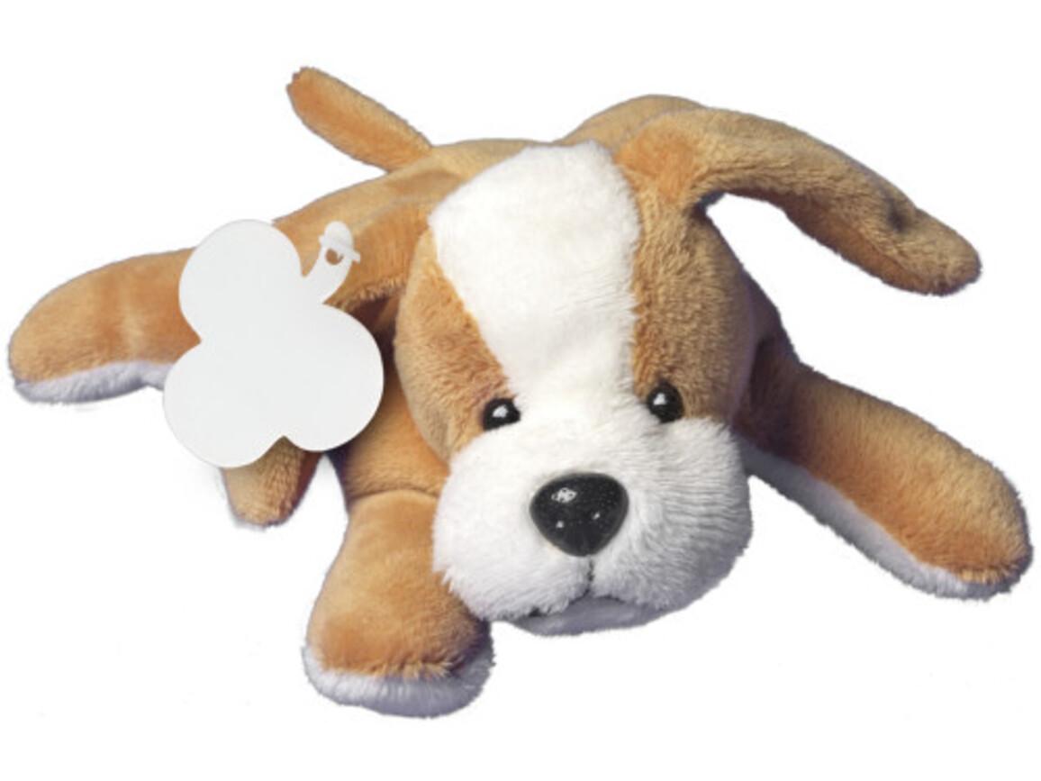 Plüsch-Hund 'Malcolm' – Neutral bedrucken, Art.-Nr. 999999999_8053