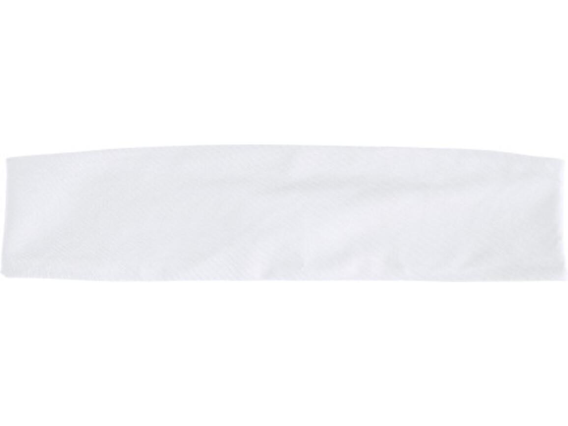 Wende-Stirnband 'Change' – Weiß bedrucken, Art.-Nr. 002999999_8176