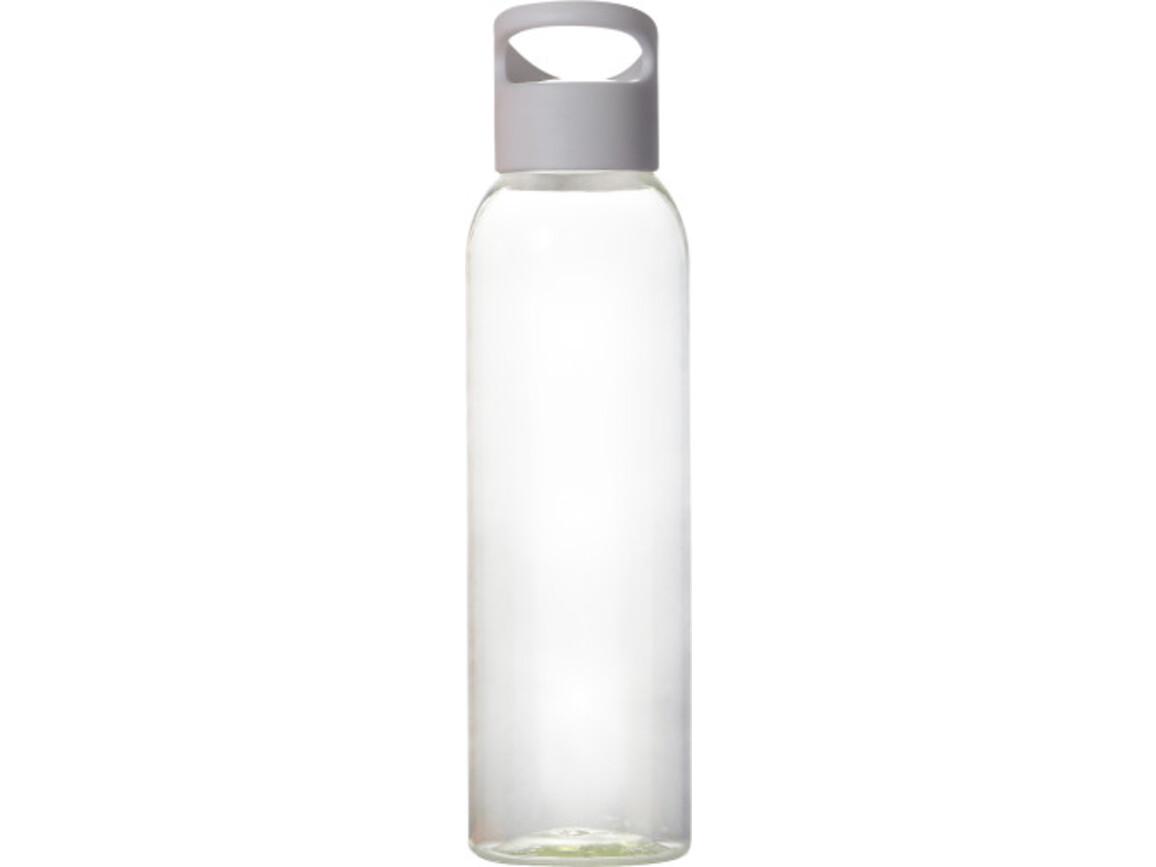 Wasserflasche 'Kapstadt' aus Kunststoff – Weiß bedrucken, Art.-Nr. 002999999_8183