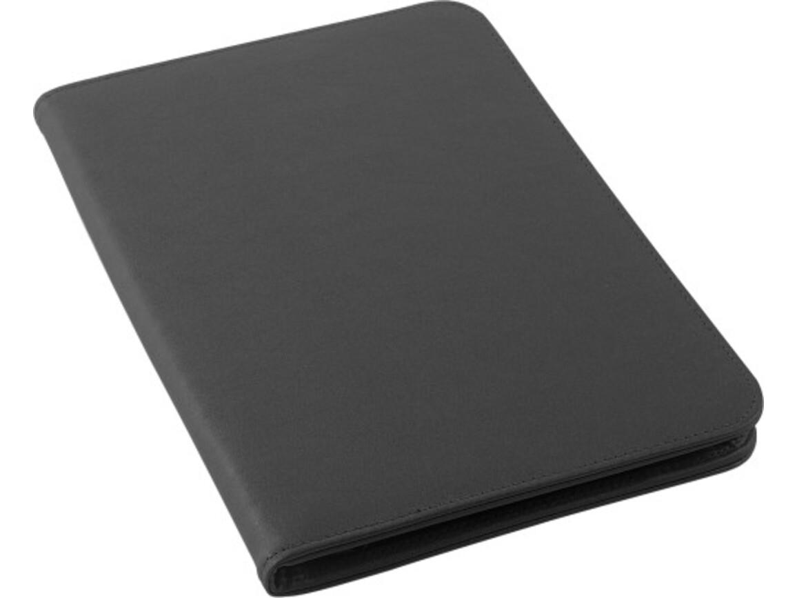 Dokumentenmappe 'Imperial' aus PVC – Schwarz bedrucken, Art.-Nr. 001999999_8212