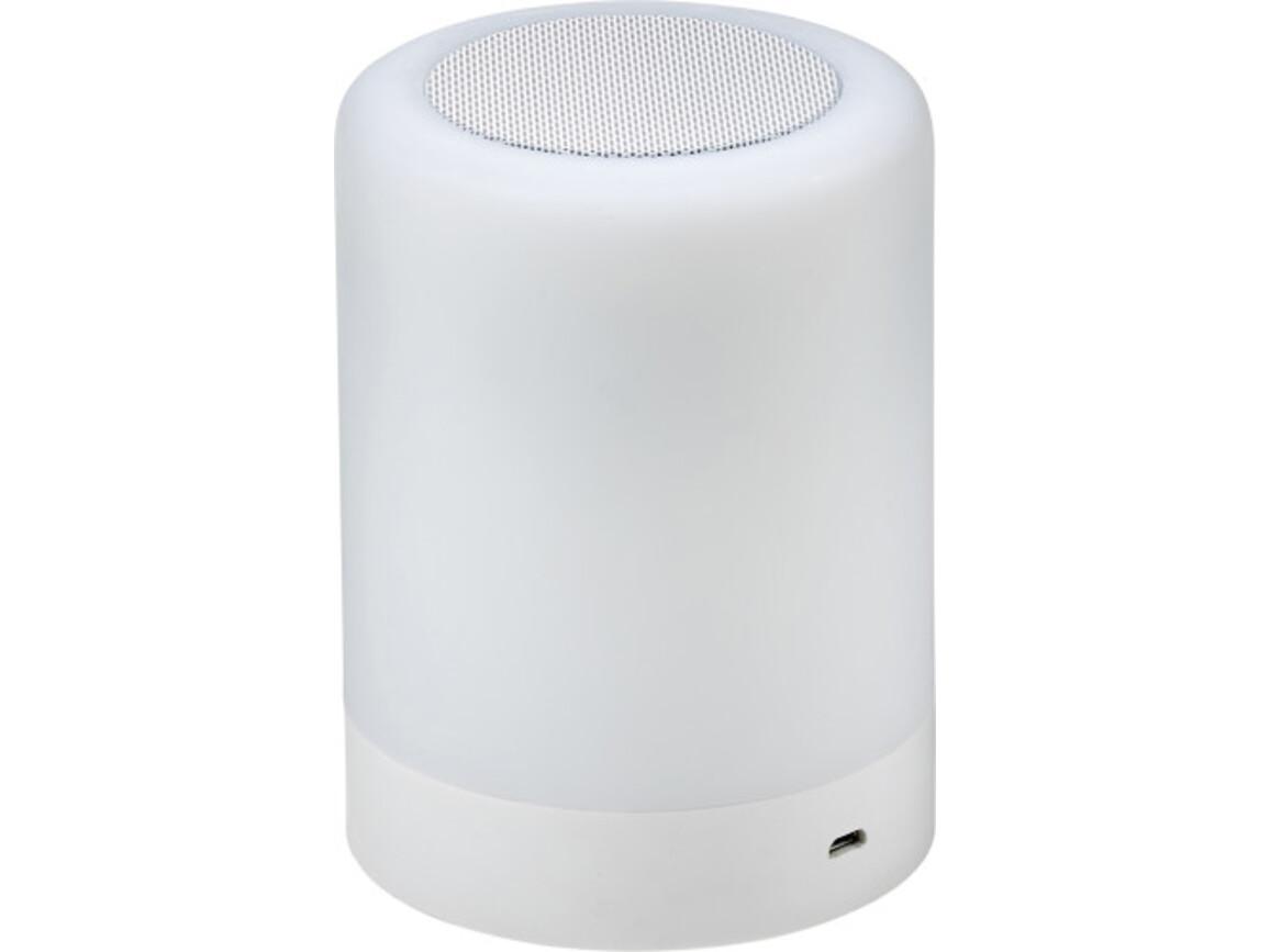 Wireless Lautsprecher 'Fancy' – Weiß bedrucken, Art.-Nr. 002999999_8453