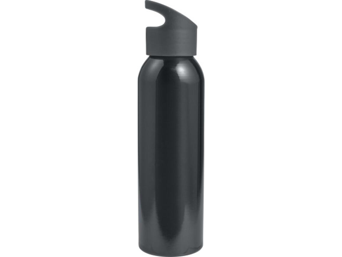 Trinkflasche 'Windhoek' aus Aluminium (650 ml) – Schwarz bedrucken, Art.-Nr. 001999999_8850