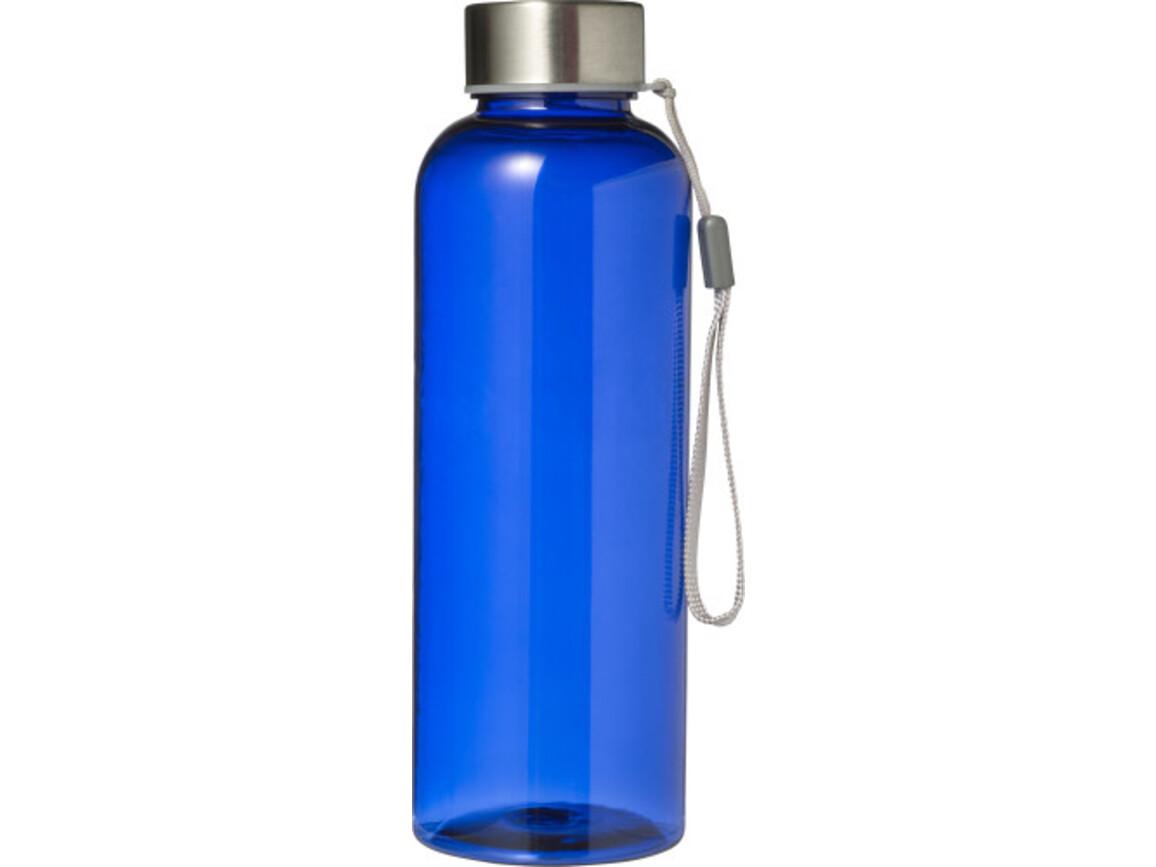 Trinkflasche 'Loop' (500 ml) aus Tritan – Kobaltblau bedrucken, Art.-Nr. 023999999_8941