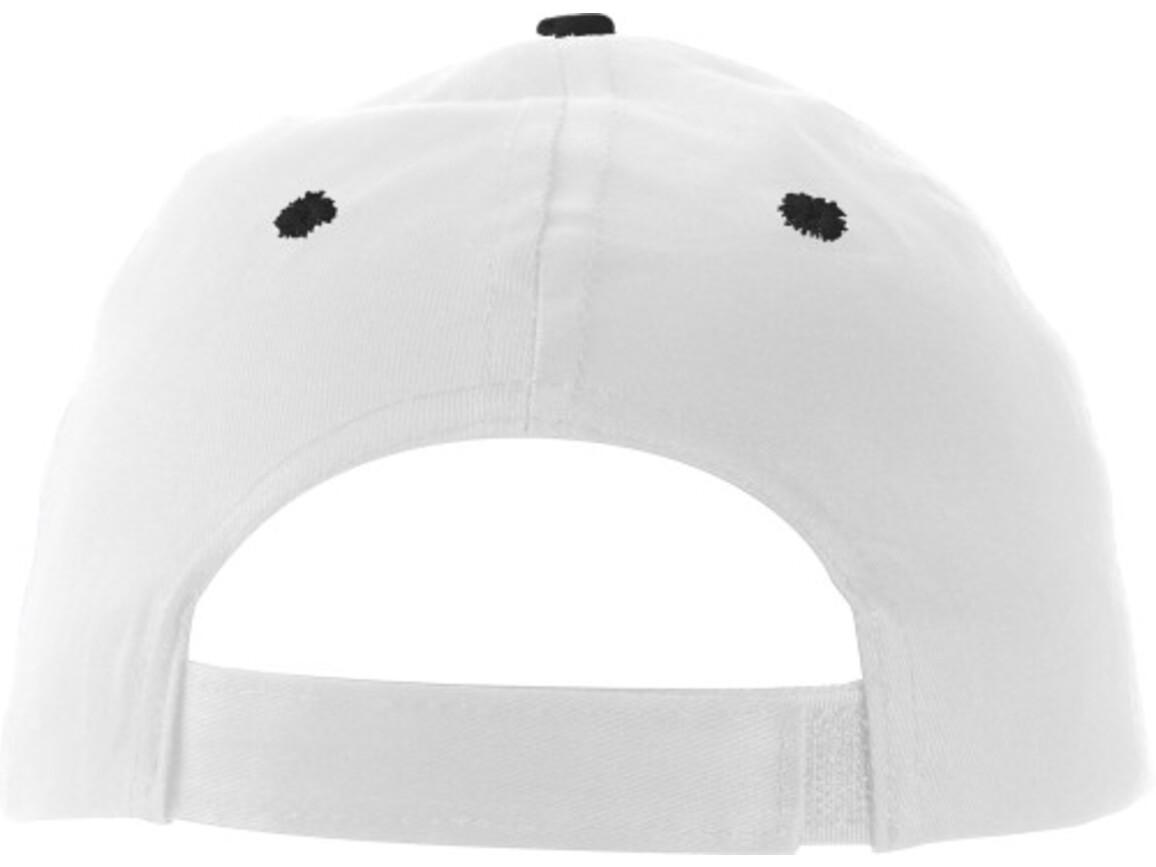 Baseball-Cap 'Chicago' aus Baumwolle – Weiß bedrucken, Art.-Nr. 002999999_9120