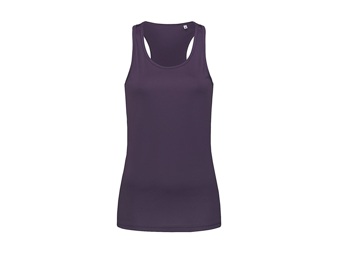 Stedman Active Sports Top Women, Deep Berry, S bedrucken, Art.-Nr. 009054293