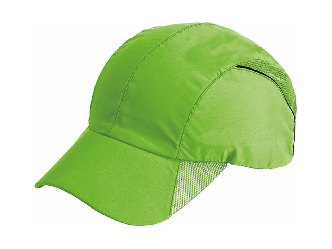 Result Caps Spiro Impact Sport Cap, Fluorescent Lime, One Size bedrucken, Art.-Nr. 011345060
