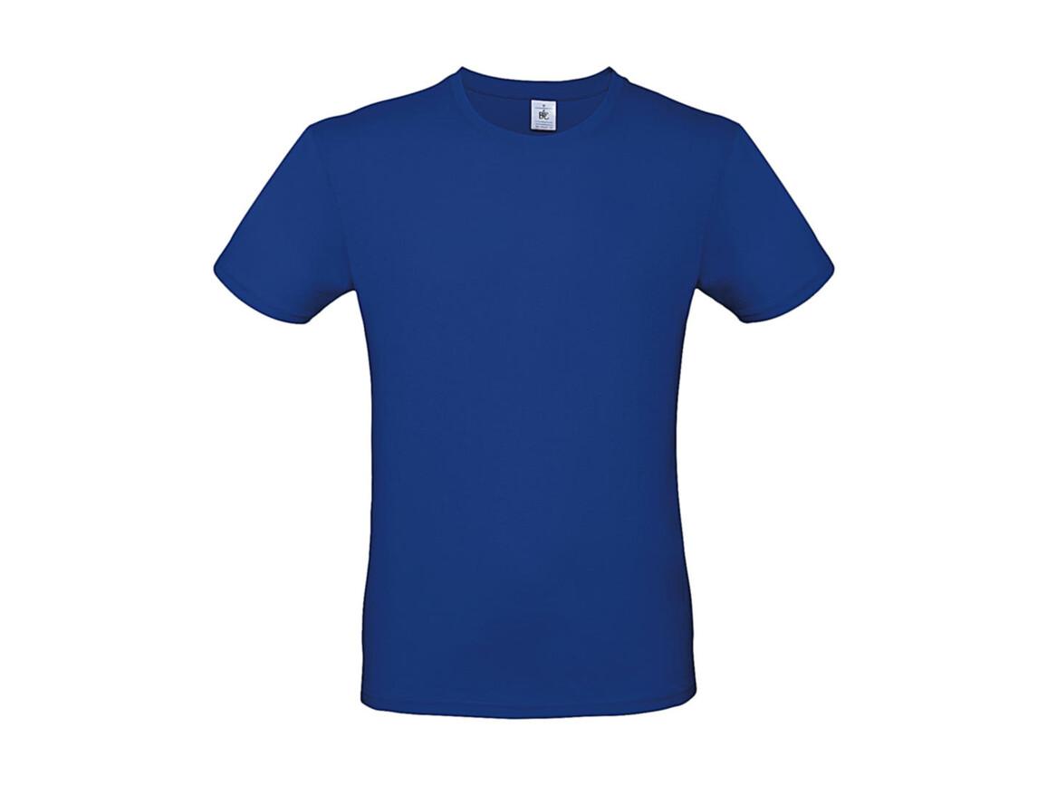 B & C #E150 T-Shirt, Royal Blue, L bedrucken, Art.-Nr. 015423003
