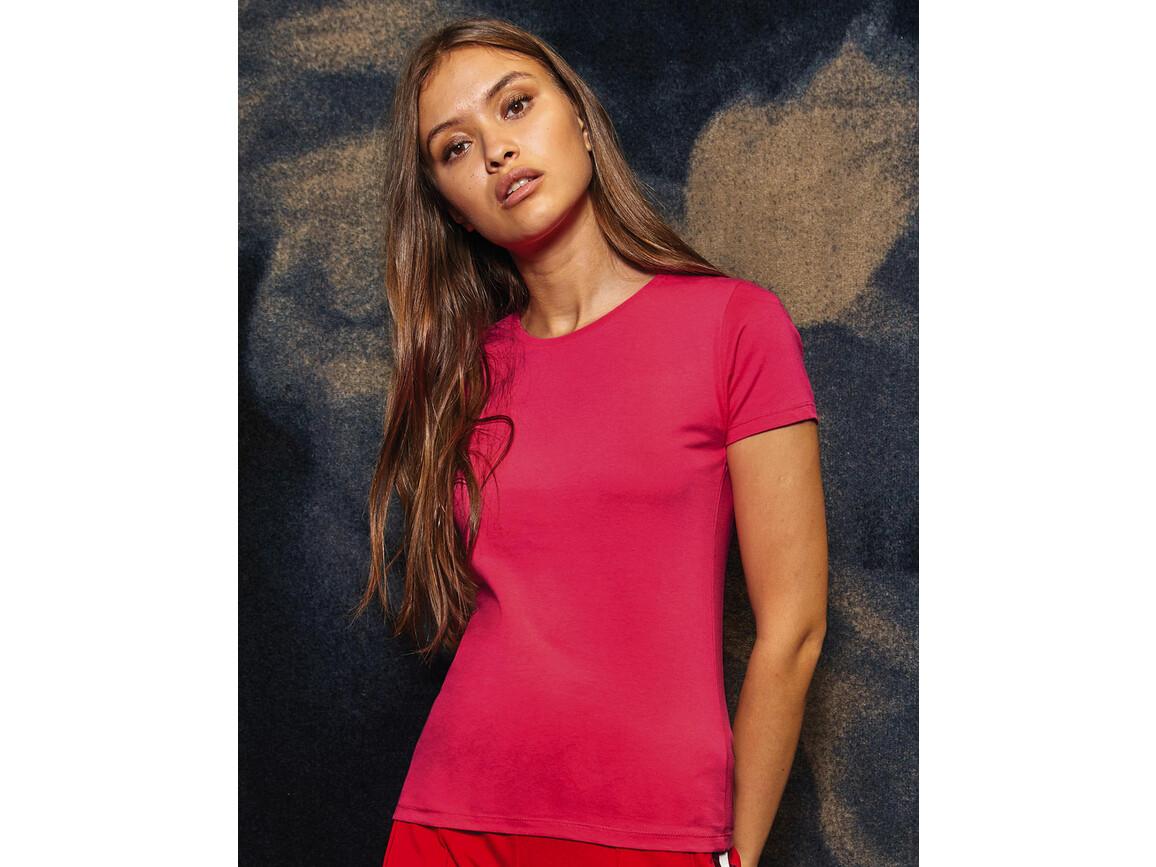 B & C #E150 /women T-Shirt, Navy, L bedrucken, Art.-Nr. 016422005