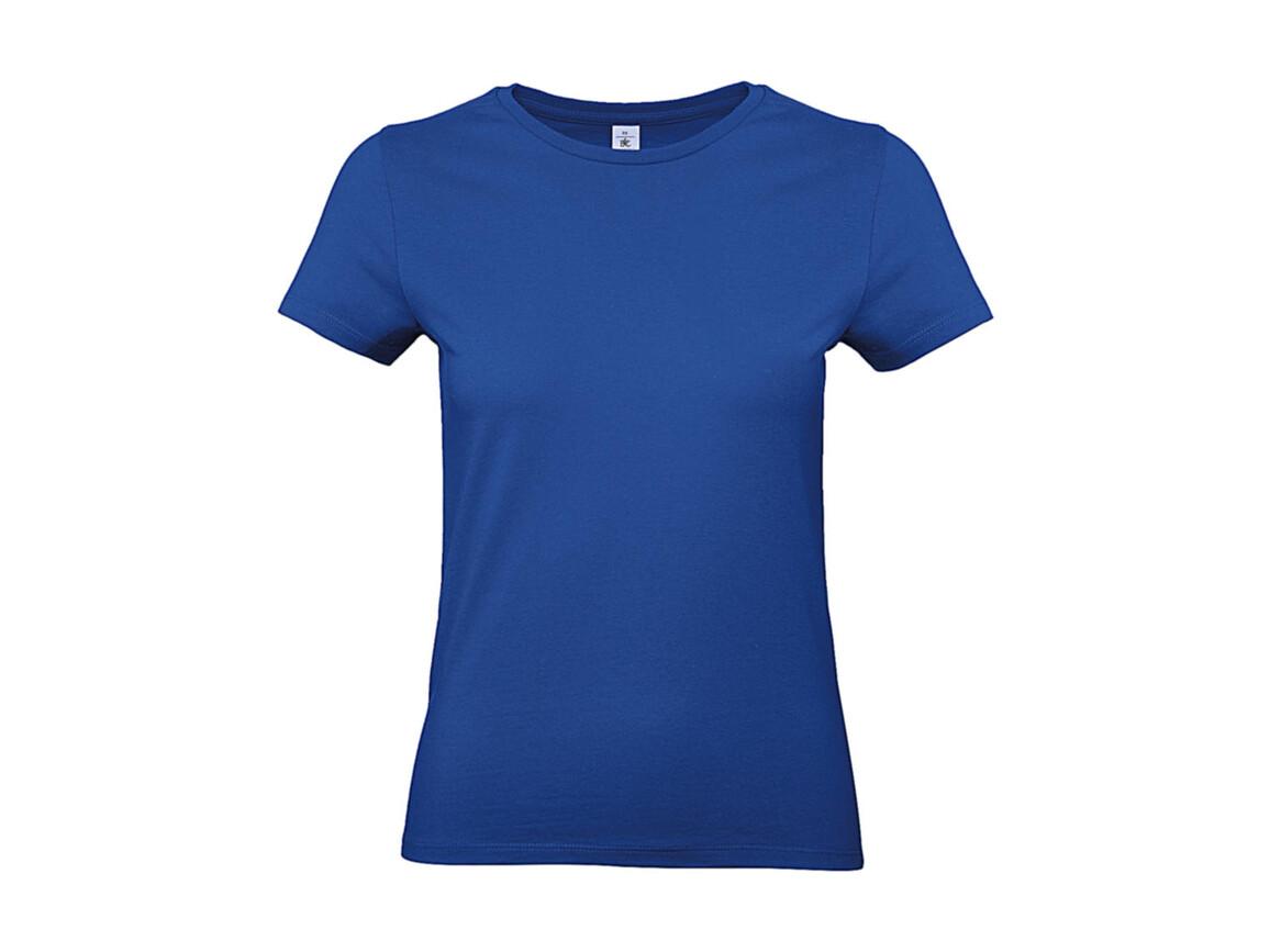 B & C #E190 /women T-Shirt, Royal Blue, XS bedrucken, Art.-Nr. 020423002
