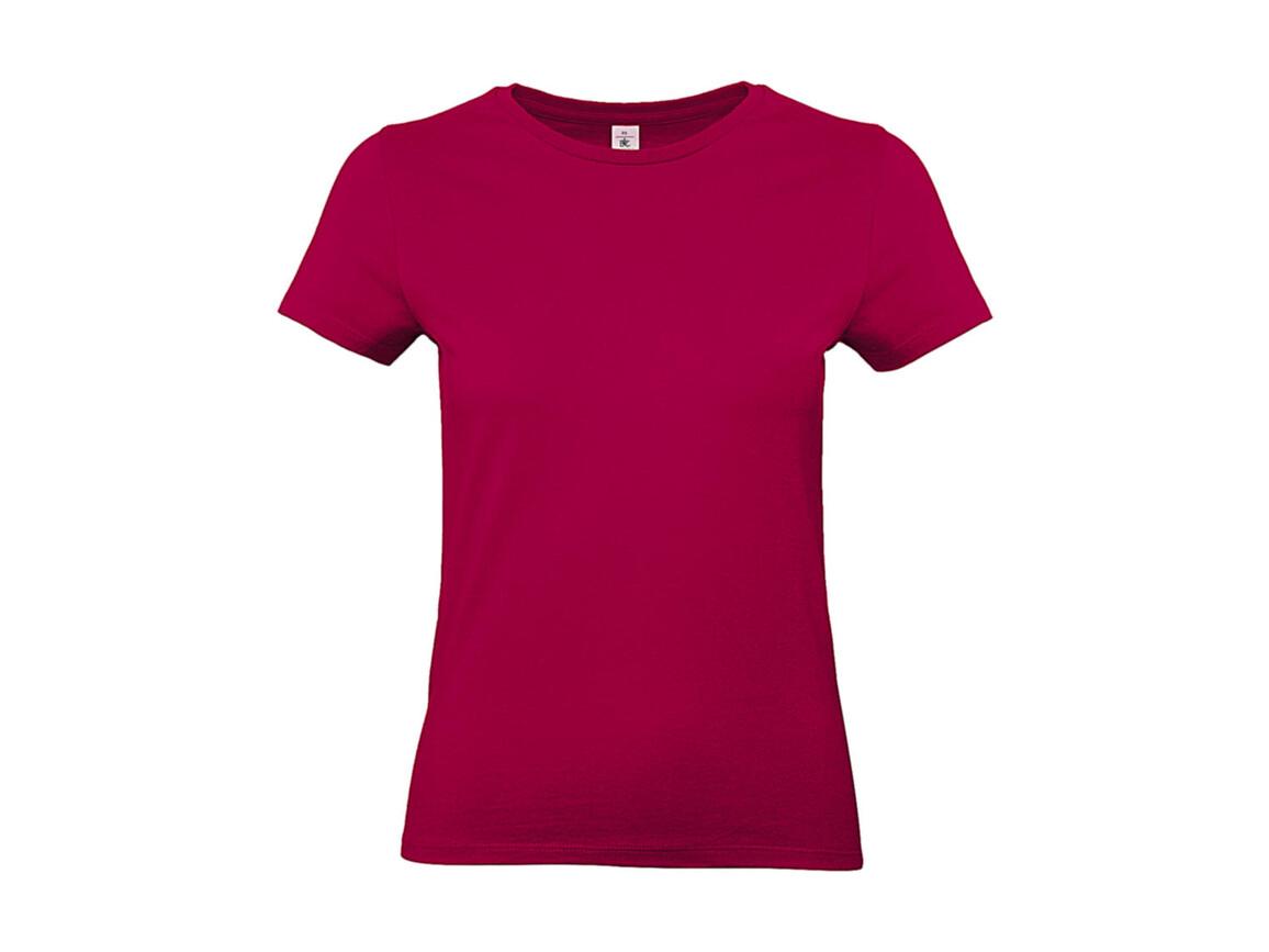 B & C #E190 /women T-Shirt, Sorbet, M bedrucken, Art.-Nr. 020424134