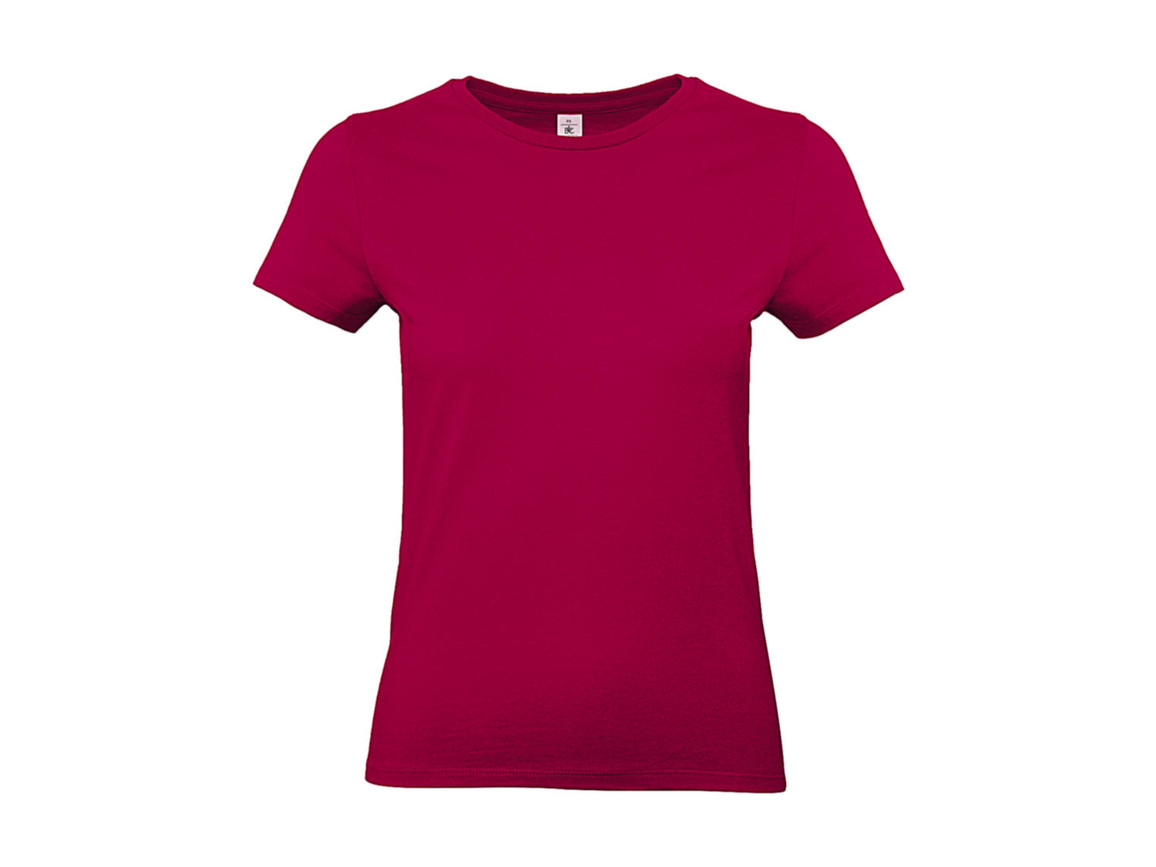 B & C #E190 /women T-Shirt, Sorbet, XL bedrucken, Art.-Nr. 020424136