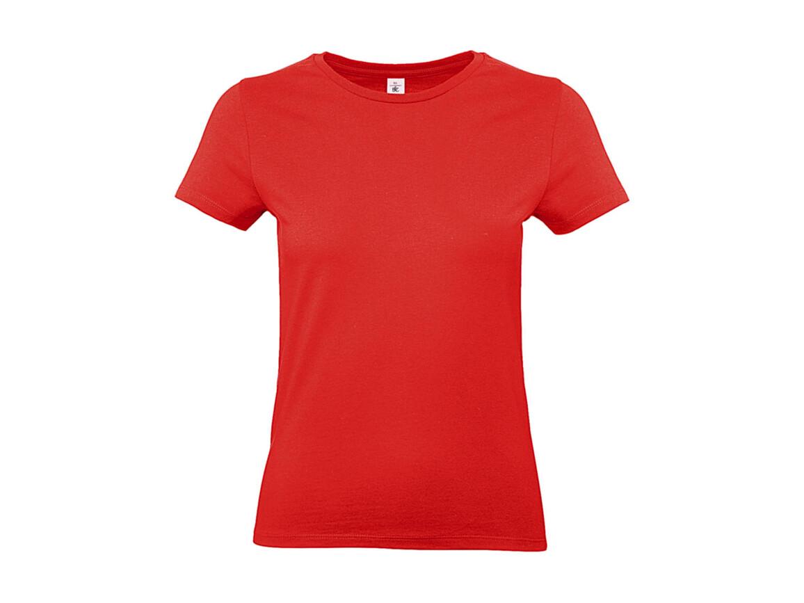 B & C #E190 /women T-Shirt, Sunset Orange, XL bedrucken, Art.-Nr. 020424156