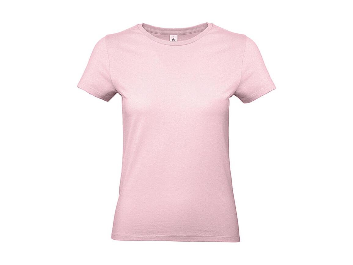 B & C #E190 /women T-Shirt, Orchid Pink, XS bedrucken, Art.-Nr. 020424252