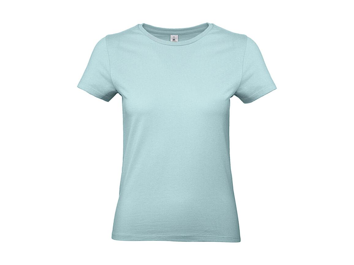 B & C #E190 /women T-Shirt, Millenial Mint, L bedrucken, Art.-Nr. 020425165