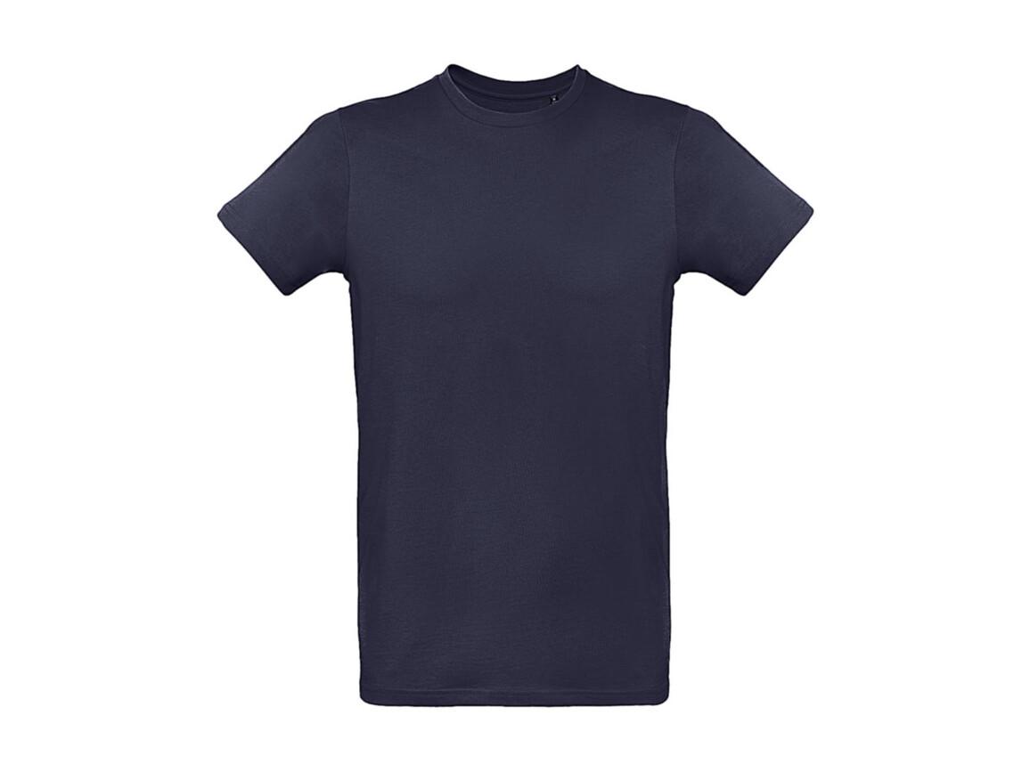 B & C Inspire Plus T /men T-Shirt, Urban Navy, S bedrucken, Art.-Nr. 023422073