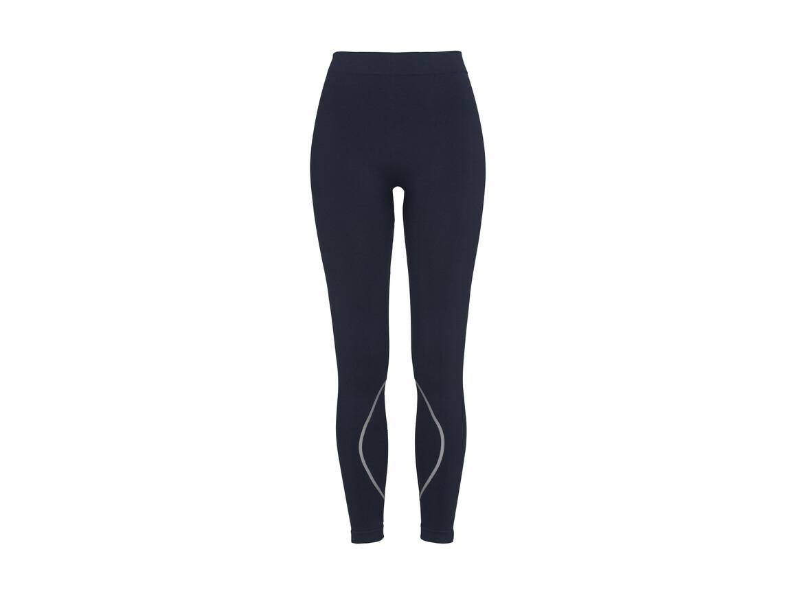 Stedman Active Seamless Pants Women, Blue Midnight, S bedrucken, Art.-Nr. 026052033