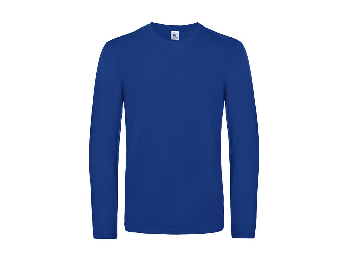B & C #E190 LSL, Royal Blue, 3XL bedrucken, Art.-Nr. 028423008