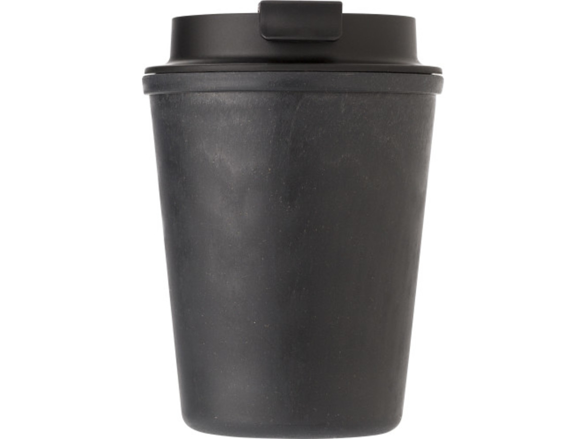 Trinkbecher 'Columbia' aus Kunststoff (350 ml) – Schwarz bedrucken, Art.-Nr. 001999999_8728