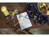 Kinderfarbbox 'Dirty Harry' aus Karton – Neutral bedrucken, Art.-Nr. 999999999_2438