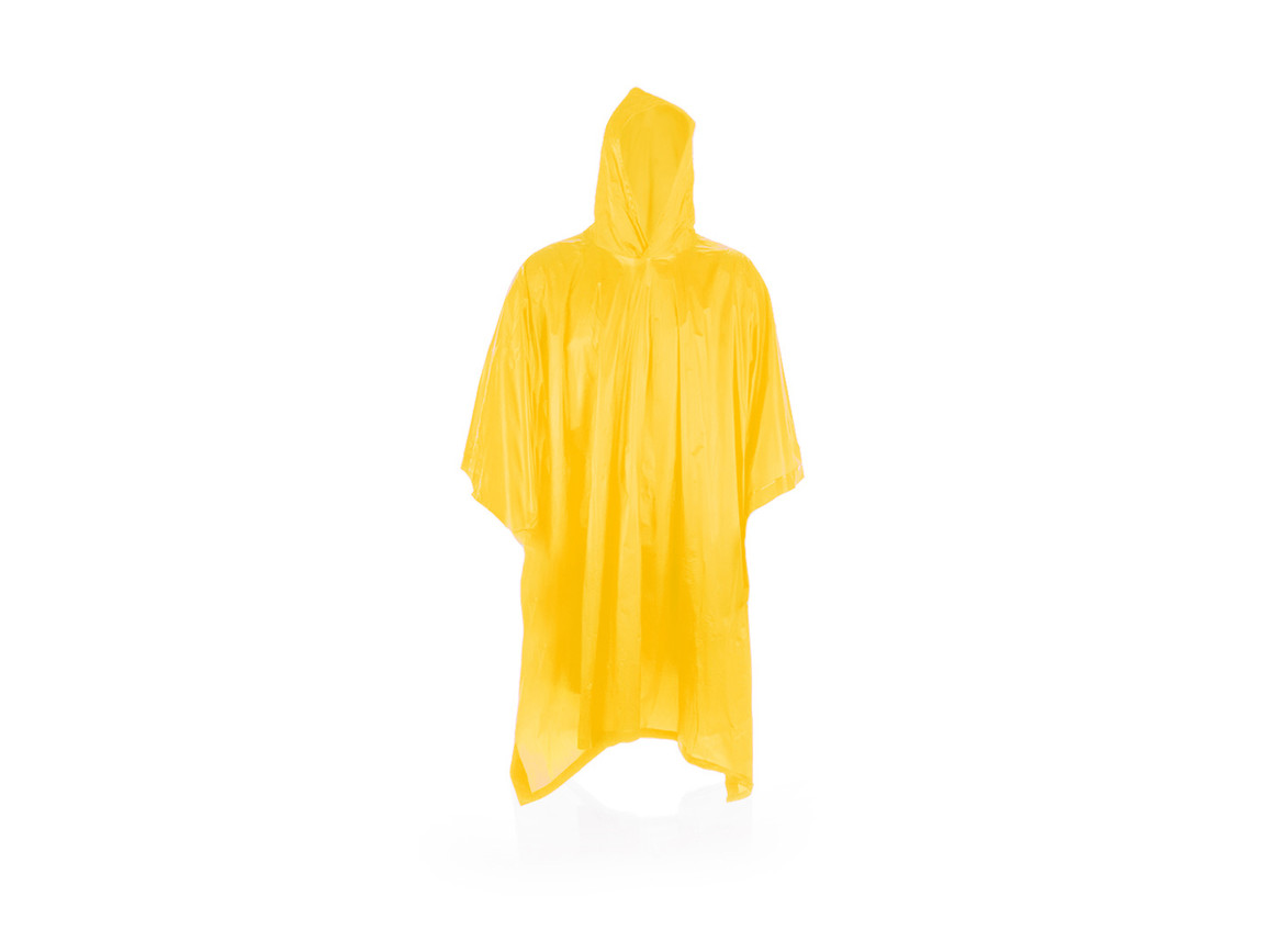 Zaril - Poncho - YELLOW bedrucken, Art.-Nr. 4262AMAS/T