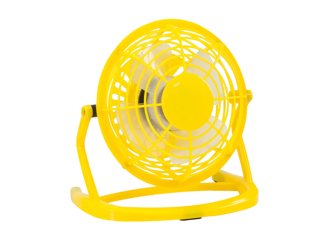 Miclox - Mini Ventilator - YELLOW bedrucken, Art.-Nr. 4389AMAS/T