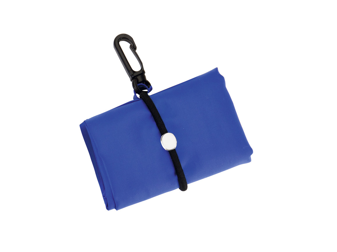 Persey - Faltbare Tasche - BLUE bedrucken, Art.-Nr. 4468AZULS/T
