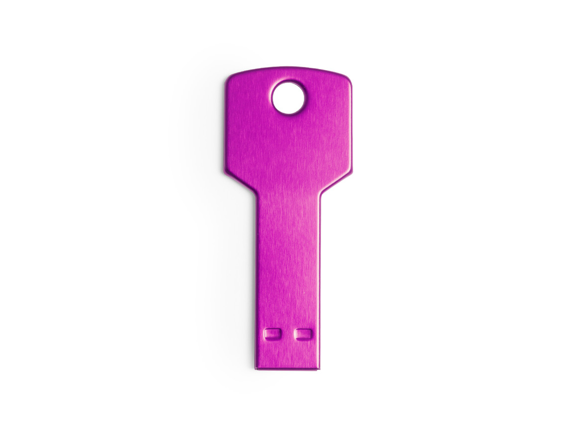 Fixing 16GB - USB Speicher - FUCSIA bedrucken, Art.-Nr. 5846 16GBFUCSIS/T