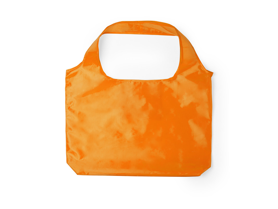 Karent - Faltbare Tasche - ORANGE bedrucken, Art.-Nr. 6123NARAS/T