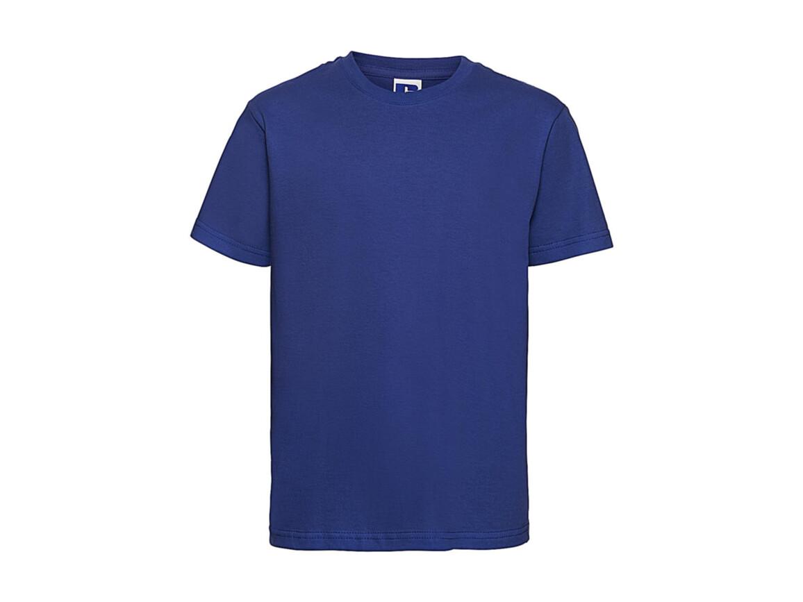Russell Europe Kids Slim T-Shirt, Bright Royal, XS (34) bedrucken, Art.-Nr. 112003062