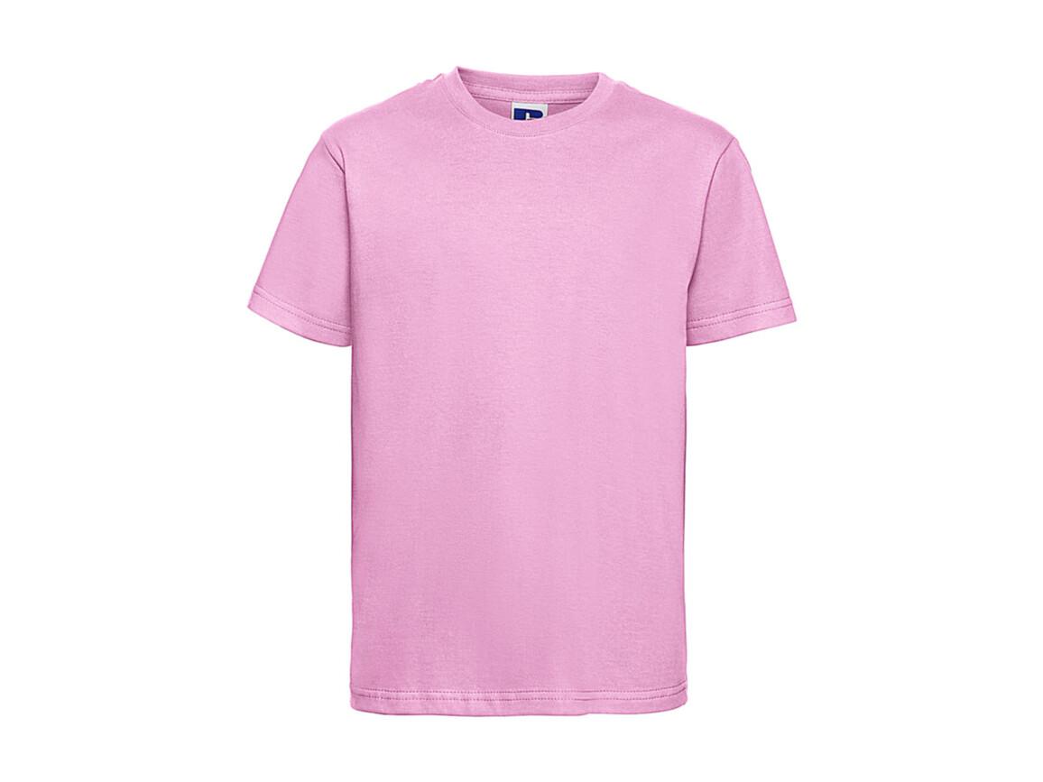 Russell Europe Kids Slim T-Shirt, Candy Pink, M (116/5-6) bedrucken, Art.-Nr. 112004224