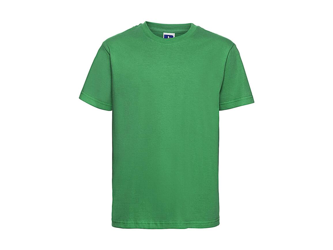Russell Europe Kids Slim T-Shirt, Apple, S (104/3-4) bedrucken, Art.-Nr. 112005223