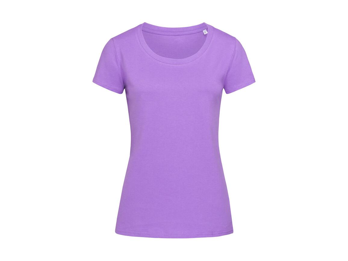 Stedman Janet Crew Neck Women, Lavender Purple, XL bedrucken, Art.-Nr. 113053446