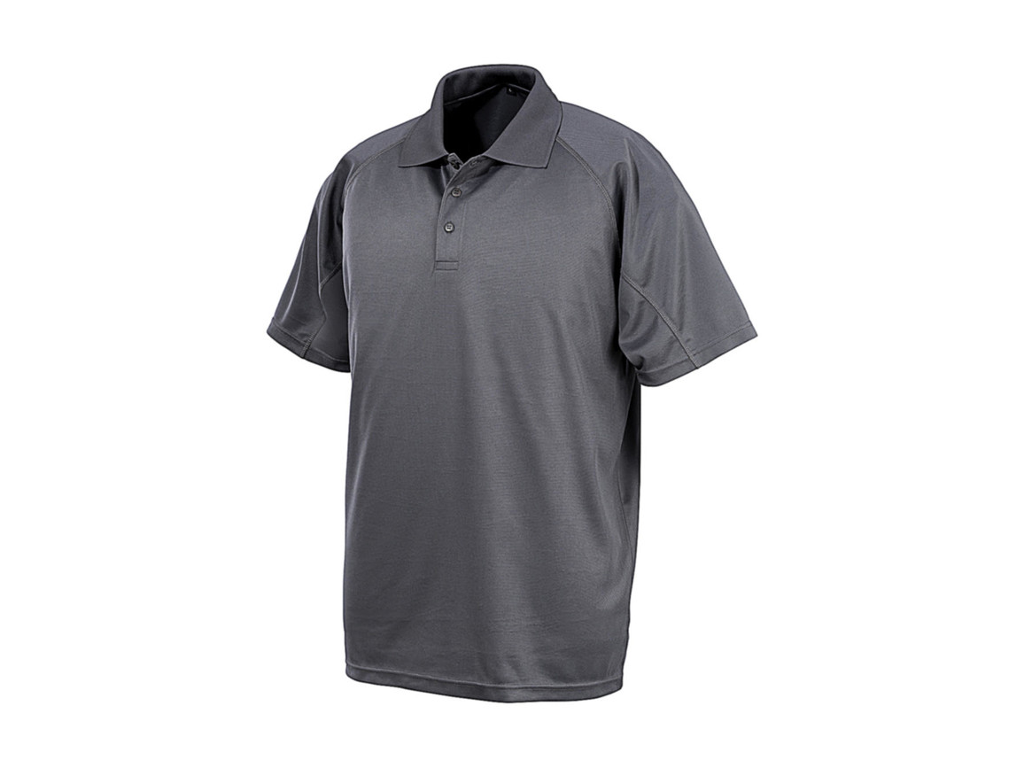 Result Performance Aircool Polo, Grey, 2XS bedrucken, Art.-Nr. 501331210