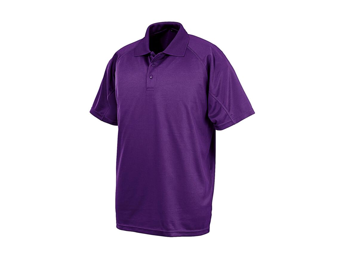 Result Performance Aircool Polo, Purple, S bedrucken, Art.-Nr. 501333492