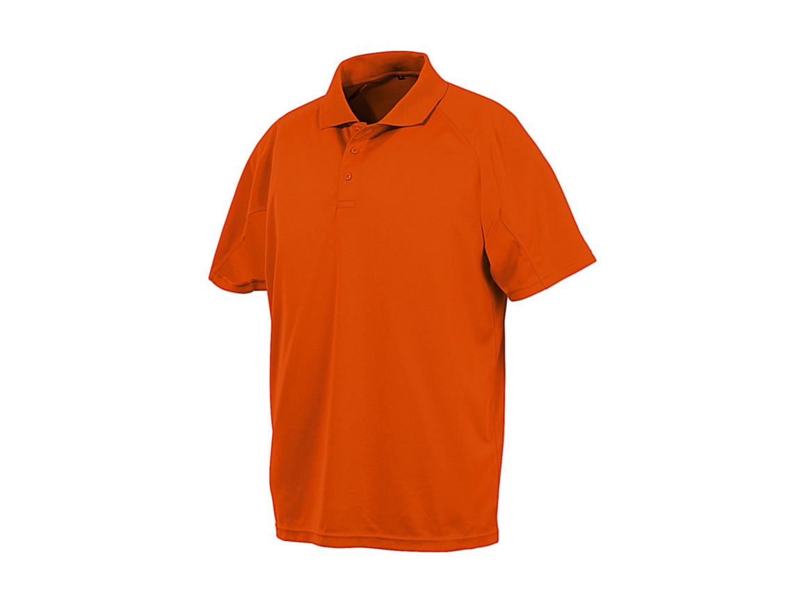 Result Performance Aircool Polo, Flo Orange, S bedrucken, Art.-Nr. 501334052
