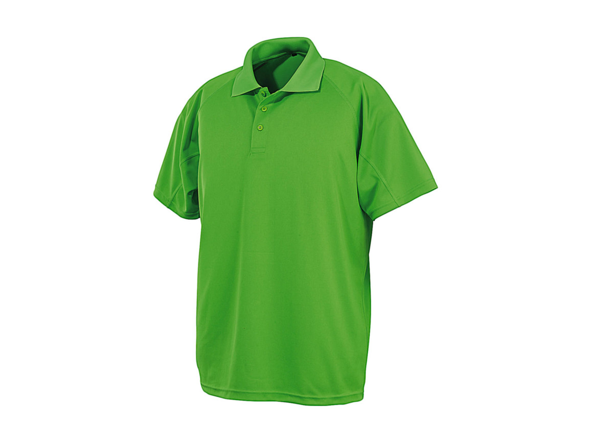 Result Performance Aircool Polo, Lime, XL bedrucken, Art.-Nr. 501335215