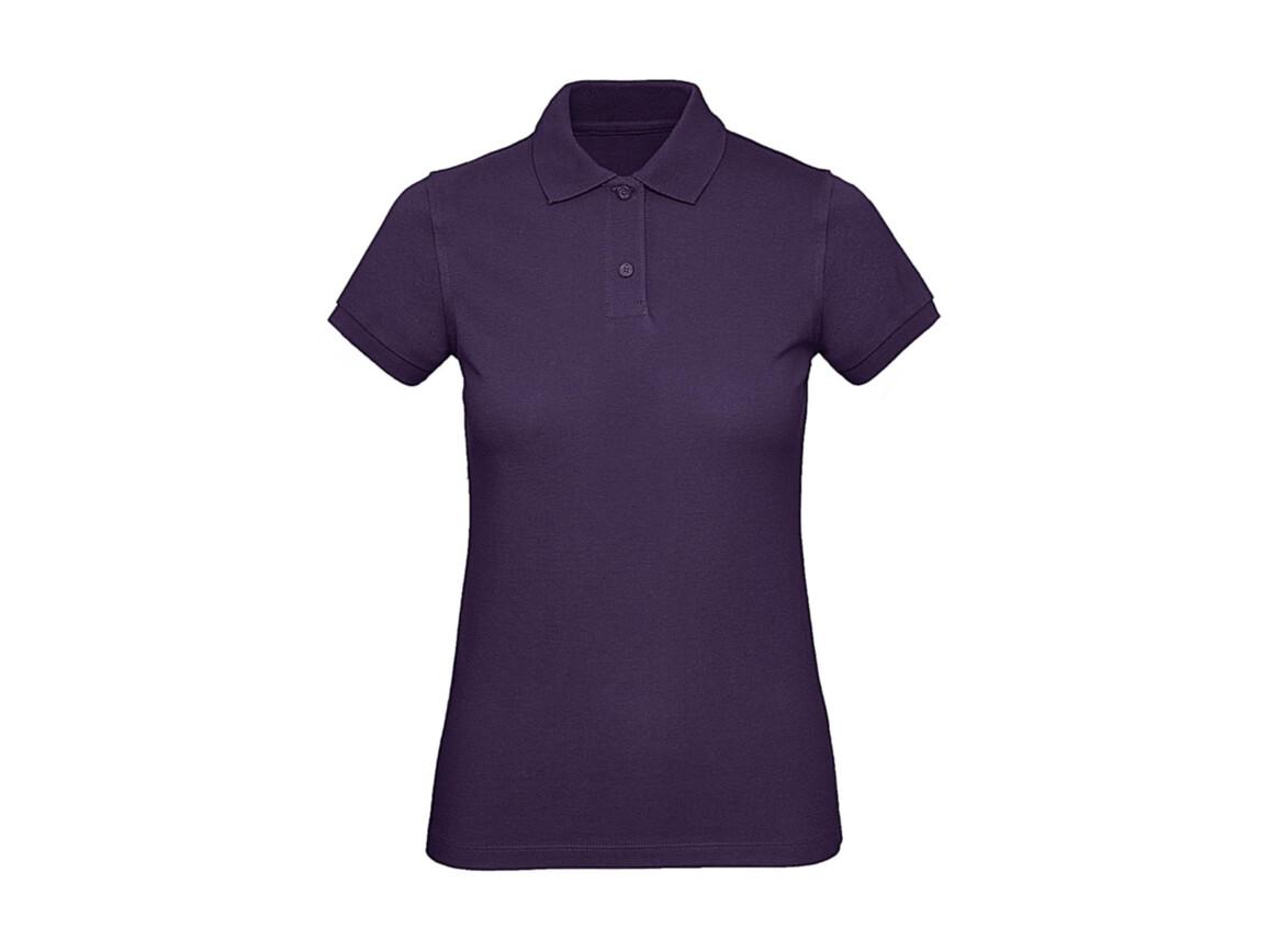 B & C Inspire Polo /women, Radiant Purple, M bedrucken, Art.-Nr. 501423464