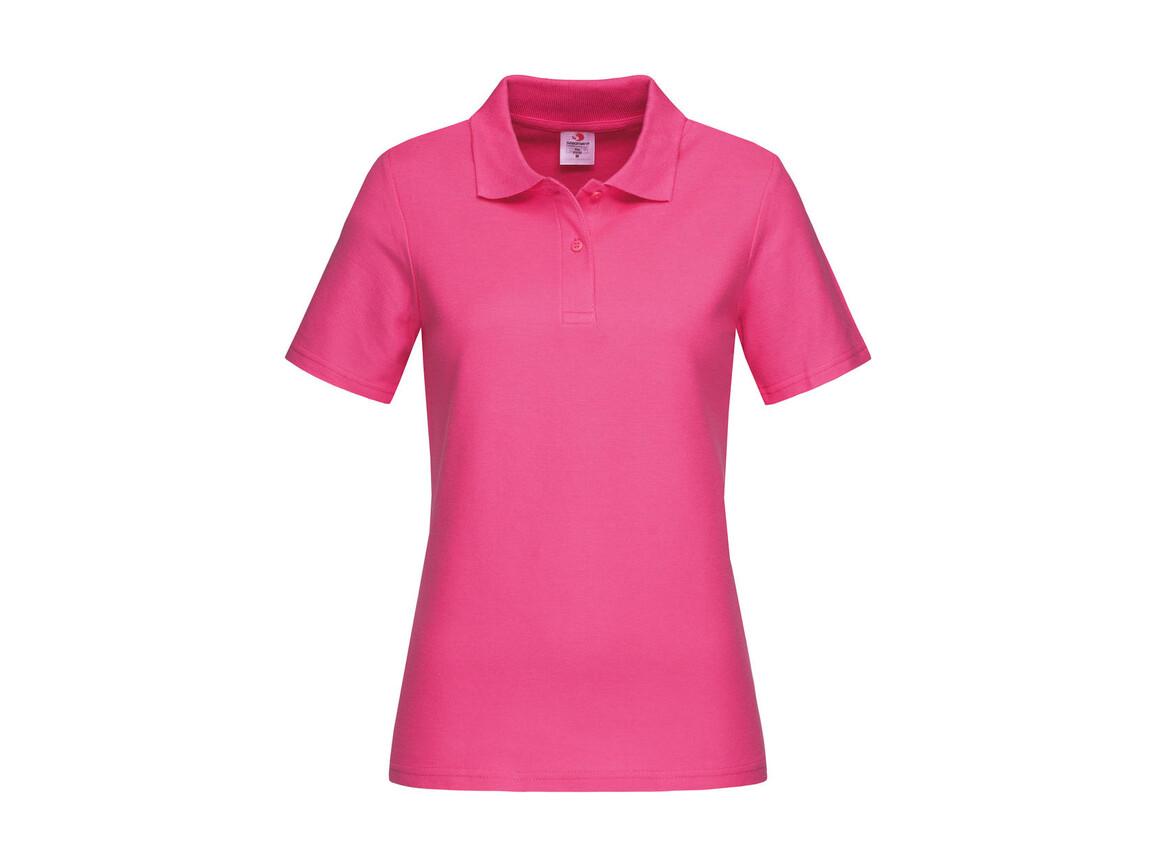 Stedman Polo Women, Sweet Pink, M bedrucken, Art.-Nr. 505054244