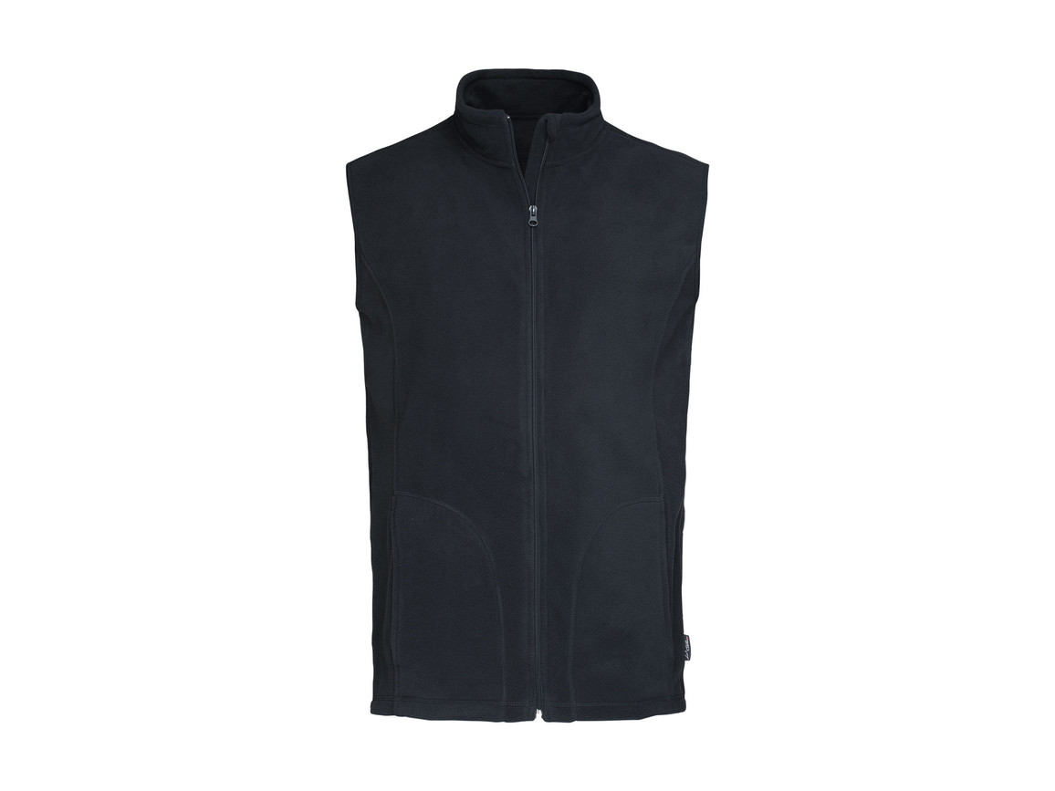 Stedman Active Fleece Vest Men, Blue Midnight, M bedrucken, Art.-Nr. 828052034